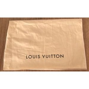 💯Authentic Louis Vuitton Dustbag Storage Cover